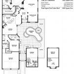 Villa Castile Floorplan